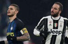 La Juventus tiene el destino en sus manos, ya que ganando todos los cuatro partidos que quedan terminaría siendo campeón.
