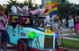 Comenzó el Carnaval Especial en la ciudad