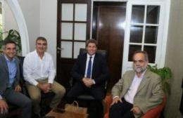 En el encuentro, se dialogó sobre la situación nacional, provincial y municipal.