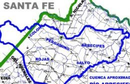 Cuenca del Río Arrecifes: Generando conciencia hidráulica