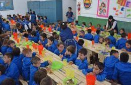Comenzó sus clases el flamante Jardín Maternal Intendente Roberto Sorchilli, primero en la localidad rural de Villa Lía, equipado y mantenido con recursos propios del municipio.