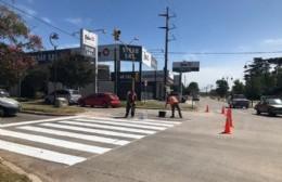 La Municipalidad sigue poniendo a punto las calles de la ciudad