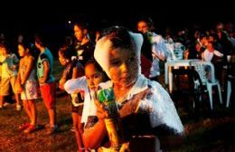 Areco se prepara para festejar el carnaval a toda orquesta. (Imagen ilustrativa)