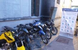 """Se secuestraron varias motocicletas con """"escapes libres"""" y sistema de """"corte"""""""