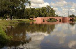 La competencia a realizarse en el río Areco quedó postergada.