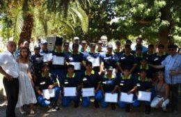 22 nuevos efectivos egresaron de la Academia de Policía local