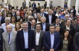 Participaron el ministro de Educación, Alejandro Finocchiaro, y la secretaria de Políticas Universitarias, Danya Tavela.
