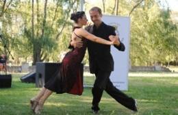 Se realizó una jornada de Areco Río Arte con música y danza
