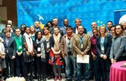 El taller estuvo organizado por ONU Hábitat.