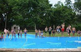 Por séptimo año consecutivo, abrió la colonia de verano en Villa Lía
