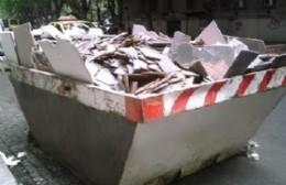 Siguen los cuidados ante la acumulación de residuos