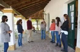 Reunión entre las áreas de turismo, deportes y comunicación