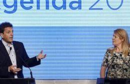 """Subrayan la importancia de construir una agenda parlamentaria: """"Massa y Stolbizer estar dando el ejemplo"""""""