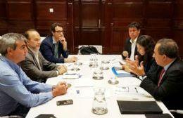 El intendente busca potenciar la cooperación internacional entre las distintas ciudades y Estados.