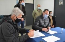 La Municipalidad avanzó con un contrato de adjudicación para comenzar diversas obras en varias escuelas