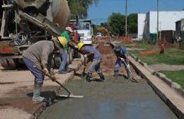 Estas obras representan la Etapa II de un Master Plan para sanear un sector urbano de más de 430 hectáreas densamente poblado.