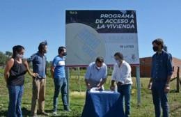 """""""Más cerca de la casa propia"""": los vecinos de Areco están más cerca de cumplir sus metas"""