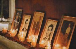 La comunidad local recuerda al militante arequero asesinado durante la última dictadura cívico militar.
