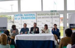 Banco Credicoop llega a San Antonio de Areco