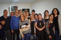 """""""Este dinero nos va a permitir comprar instrumental para las prácticas"""", indicó la directora del Instituto, Guillermina Fiorda."""