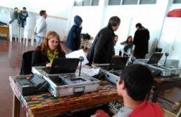 Operativo de documentación en San Antonio de Areco