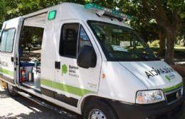 Nueva ambulancia para San Antonio de Areco: ya son cuatro en cinco años