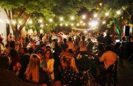 Gran cantidad de vecinos y turistas disfrutaron las actividades de este fin de semana largo