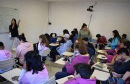 Más de 200 estudiantes de escuelas de la región visitaron la UNSAdA