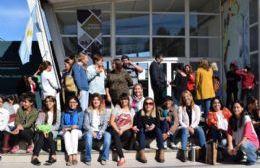 La nueva carrera convocó a un centenar de docentes que iniciaron sus clases el sábado.