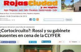Rojas Ciudad se instala en las preferencias de los lectores y cuenta lo que nadie se atreve